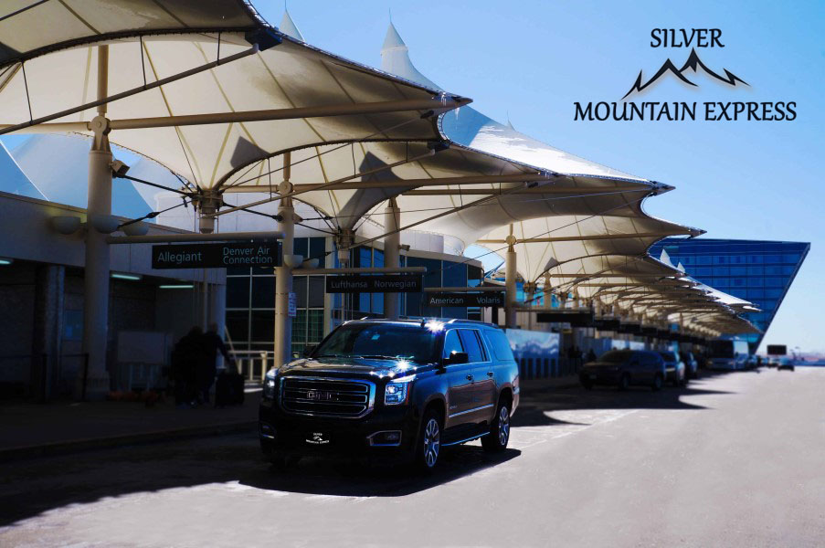 Car Service Vail to Denver Airport