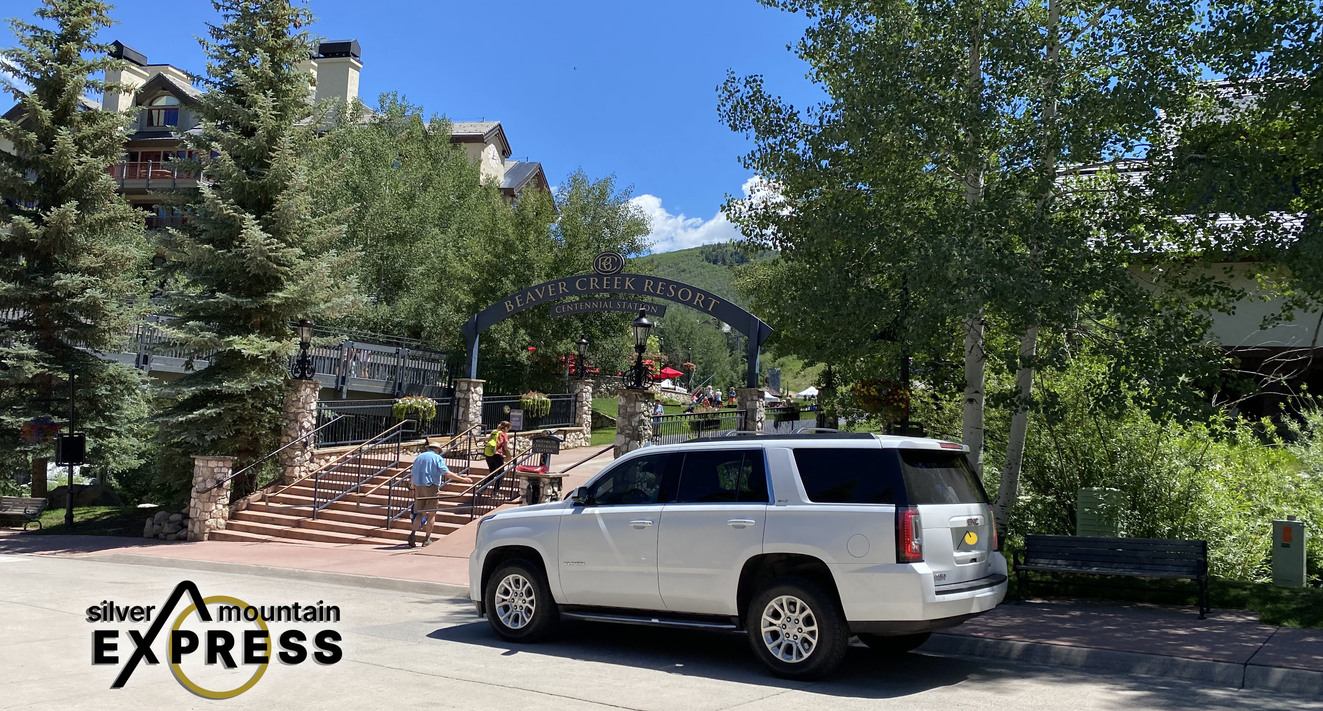 Private car service from Denver airport to Beaver Creek