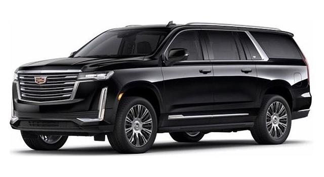 6 passenger<br /> luxury large SUV