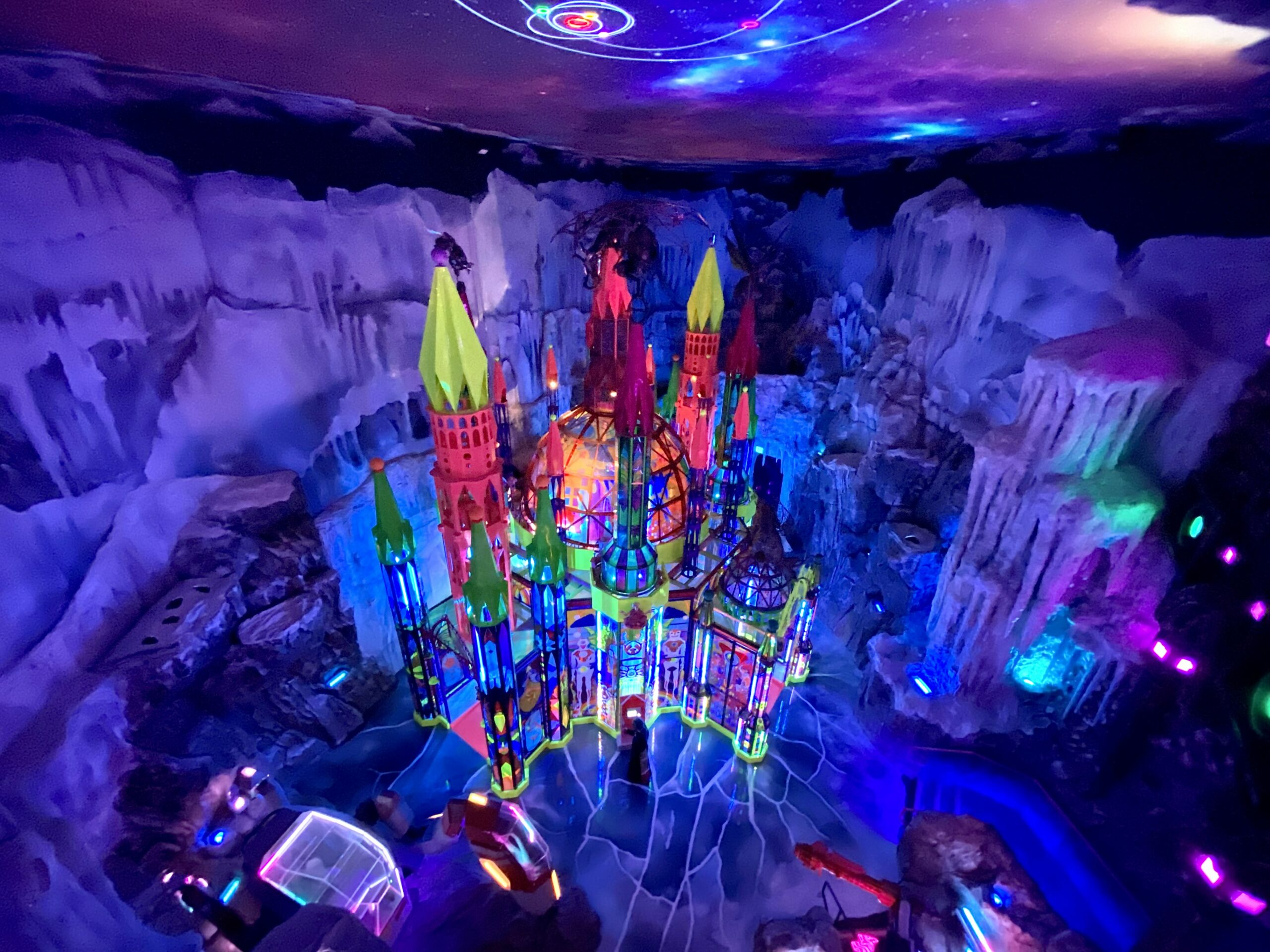 what to expect at meow wolf denver