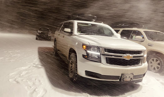 Car service to Colorado ski resorts