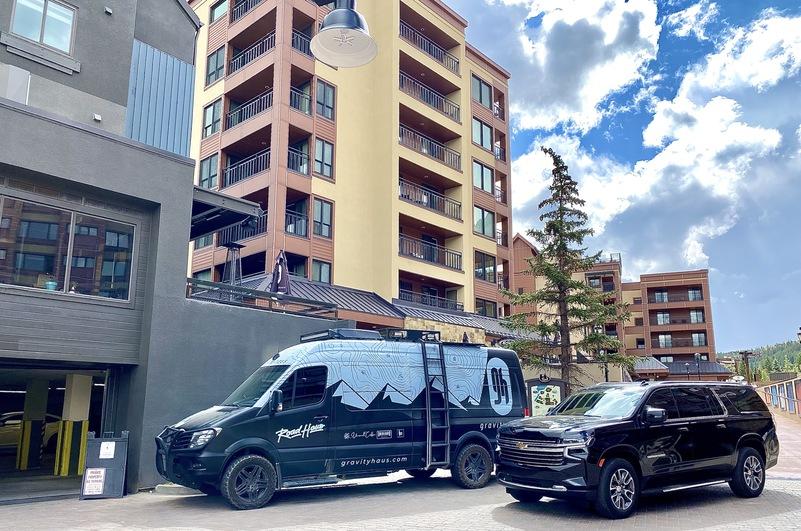 Car service to Gravity Haus Breckenridge, CO