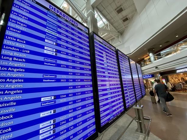 Denver airport schedule