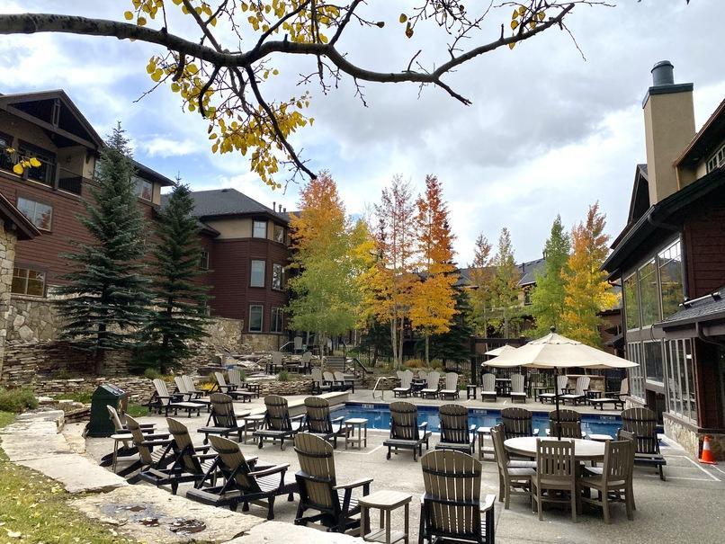 Grand Timber lodge in Breckenridge, CO
